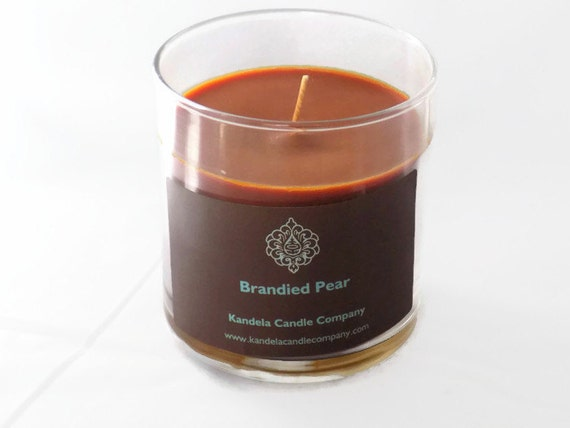 Brandied Pear Scented Candle