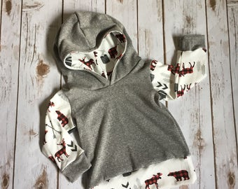 Jaggz woods hoodie