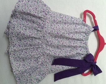 Baby Girl Romper, Playsuit, Sunsuit, Bubble Romper, Beach Sunsuit, Baby Clothing, Baby Swimsuit