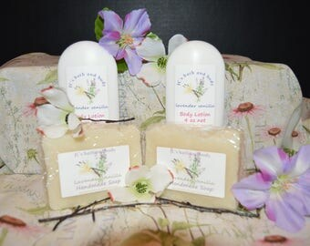 Lavender Vanilla Scent