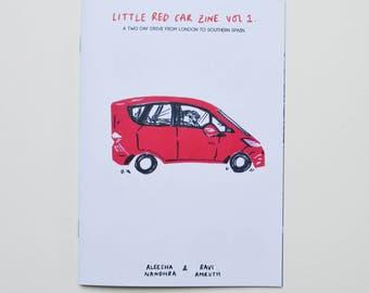 Little Red Car Zine Vol#1