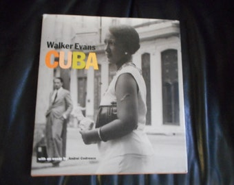Walker Evans - Cuba, Pub by The J Paul Getty Museum in L.A. Vintage photography, black and white photography, historical photography