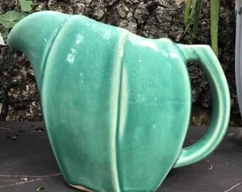 Vintage McCoy water pitcher