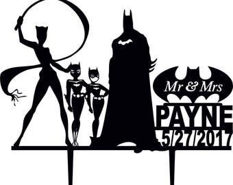 Batman wedding | Etsy | {Französische küche comic 78}
