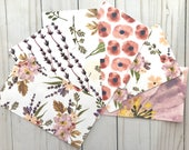 SUMMER BOHO // Floral Double Sided Planner Dividers TN Ring Bound