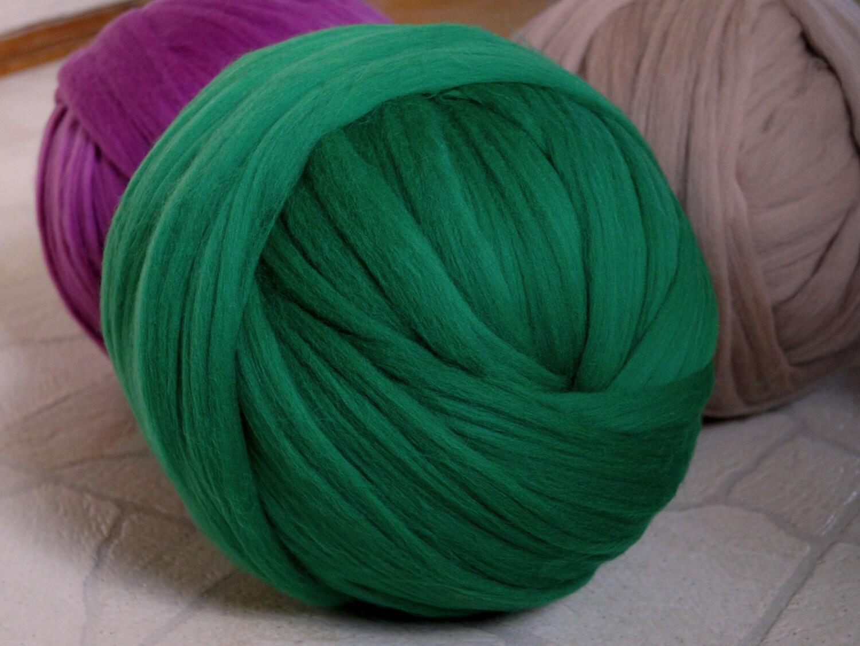 sale super chunky yarn roving wool super chunky merino. Black Bedroom Furniture Sets. Home Design Ideas