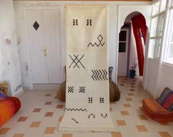 Berber Azilal Runner Rug