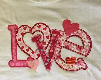 Love Valentine's Shirt