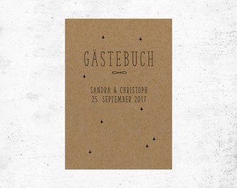 Guestbook / wedding no.. 2