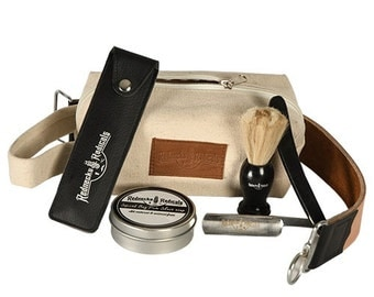 Rednecks & Radicals Old School Shave Kit-Straight Razor
