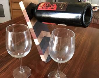 balancing wine bottle holder,Floating wine bottle holder, wine holder, wine display,wine gift, wine holder, bottle holder, wine display