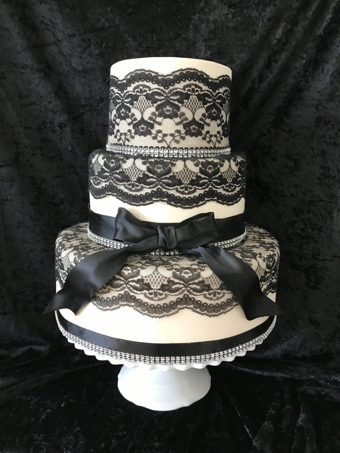 fake cake for wedding faux wedding cake 3975