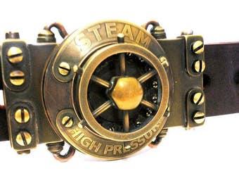 """Belt steampunk """"Belt Ship's Mechanic"""""""