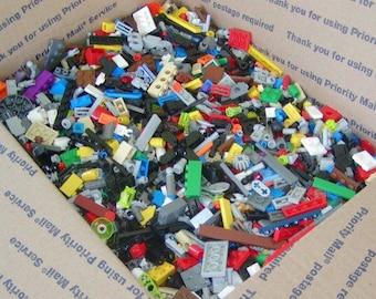 Lego's by the pound-Unsorted Lego's-Bulk Lego's-Buy 2 Get 1 Free-LEGO BULK-Genuine Lego