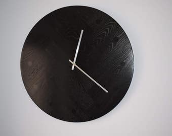 SOLD! Large Herringbone Wall Clock SOLD!
