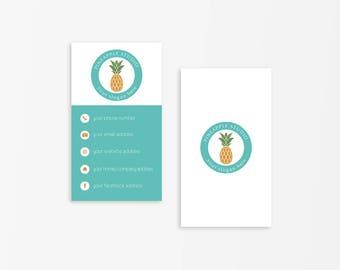 Business Card Template, Elegant Business Card, Business Card Design,Modern Business Card, Calling Card Template, Business Marketing
