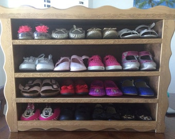Princess Shoe Rack