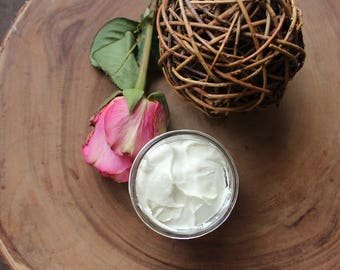 Natural Refresh Body Butter with Organic Ingredients