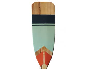 Painted Paddle - Painted Oar