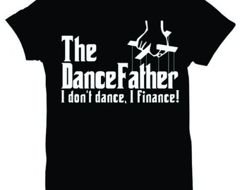 The DANCEFATHER T-shirt  Dance DAD
