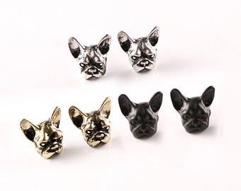 French Bulldog Earring Frenchie Jewellery