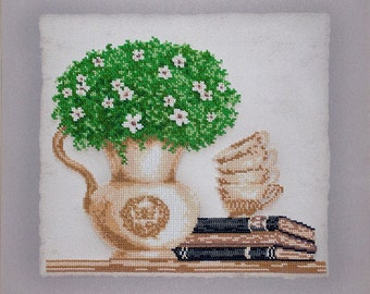 """Beads embroidery kit """"Provence"""""""