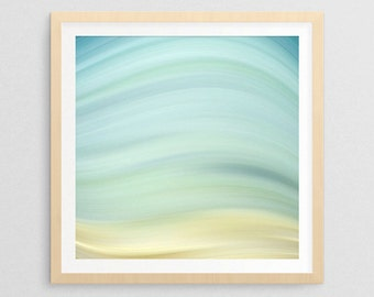 Seafoam Abstract I- Coastal Decor- Coastal Gifts- Beach Gifts- Prints for Decor- Beach Art- Coastal Art-