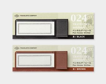 TN Accessory - Regular and Passport Size - 024 Pen Holder Sticker