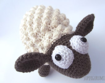 Amigurumi Sheep Crochet Pattern