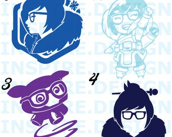 Mei Decal