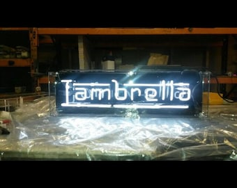 Affordable neon signs, Mancave neon sign, scooter signs, mancave lighting, bedroom lighting