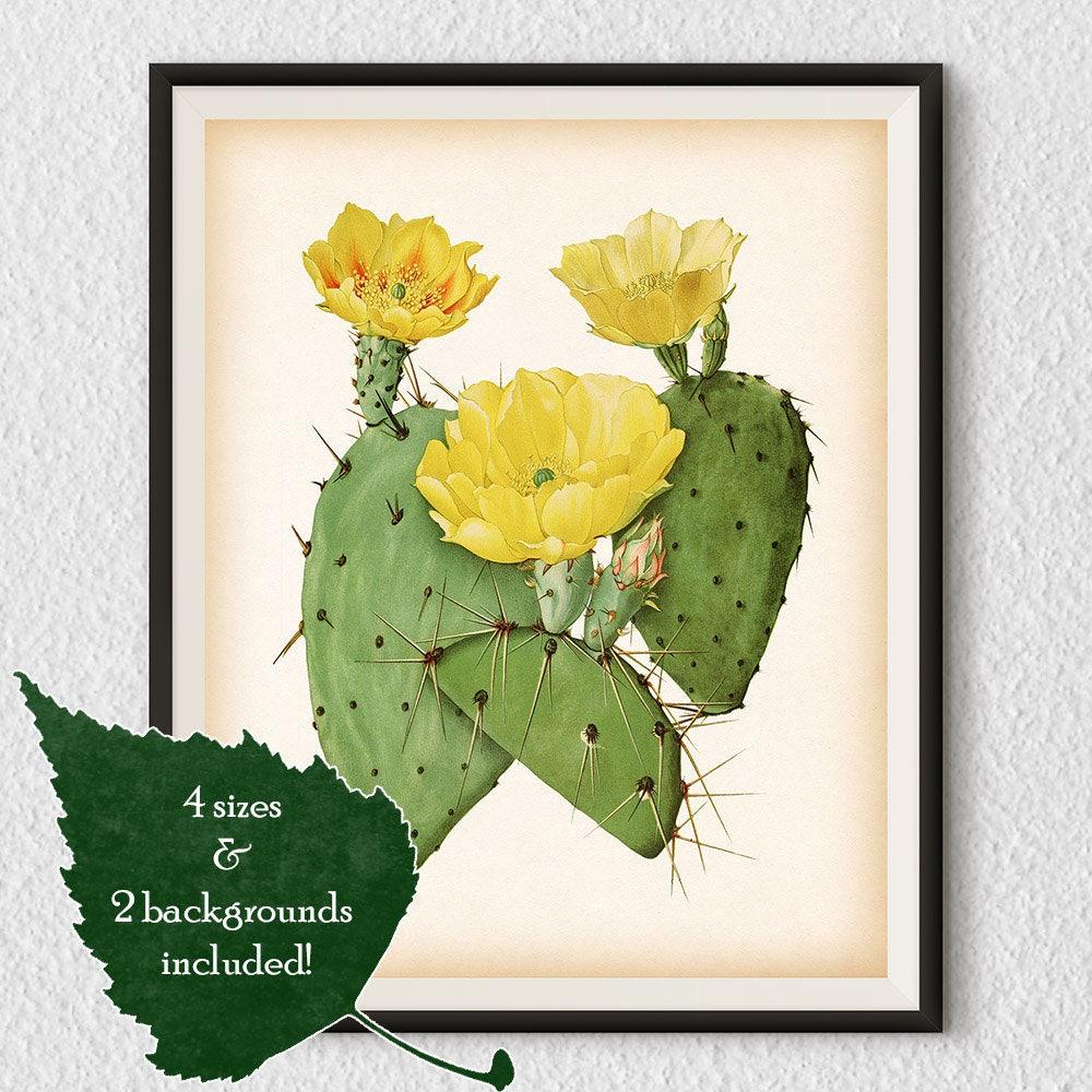 Nice Cactus Wall Decor Inspiration - Art & Wall Decor - hecatalog.info