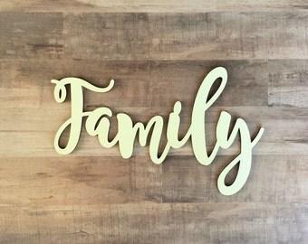 Family wall decor | Etsy