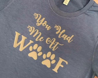 Perfect Tee for all the dog lovers out there!