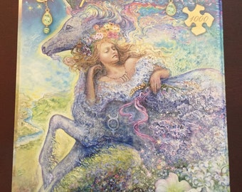 New Josephine Wall 1000-piece Puzzle in Tin DAYDREAM BELIEVER #71196