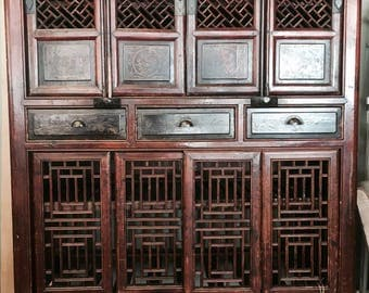 Antique Chinese Cabinet.
