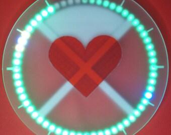 I Followed My Heart And It Led Me To You Arrow Pillowcase