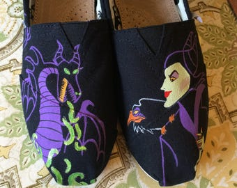 Maleficent TOMS