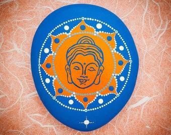Mandala Stone 'Buddha Bliss'