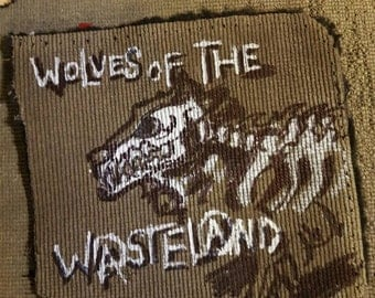 Wolves of the wasteland (Premium Patch)