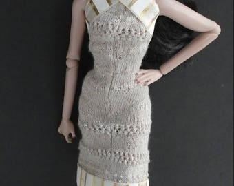12 inch fashion doll dress one size Fit's all