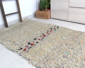 WORK of ART boucherouite rug