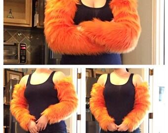 Fursuit Soft Arm Sleeves Listing #2