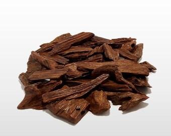 Oud chips Malaysia Grade C+ - Natural agarwood incense aquilaria