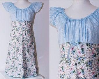 Dress, festive dress, dress, summer dress, Festival dress, school dress, turn dress, communion dress, flower girl dress, Gr. 122-128