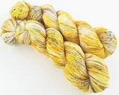 Sommersprossen - Merino/Nylon Sock 6ply, superwash, handdyed speckled