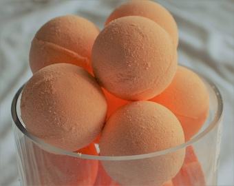 Orange Bath Fizzy
