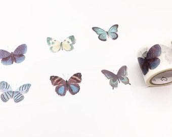 Pretty Butterfly Washi Tape #2