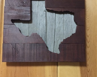 Texas A&M wall hanging