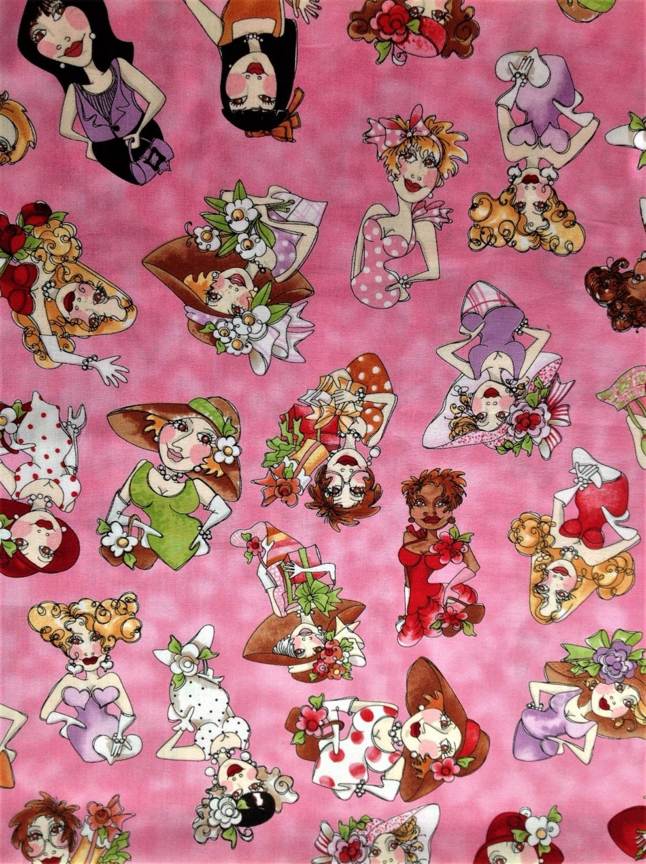 Fast women novelty craft quilting childrens girls green for Novelty children s fabric